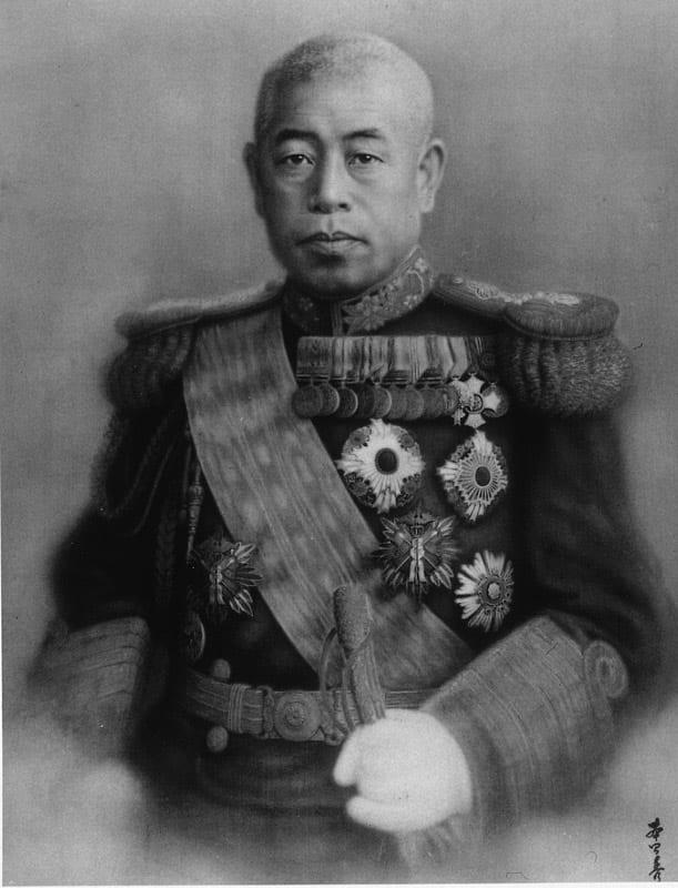 Adm. Isoroku Yamamoto