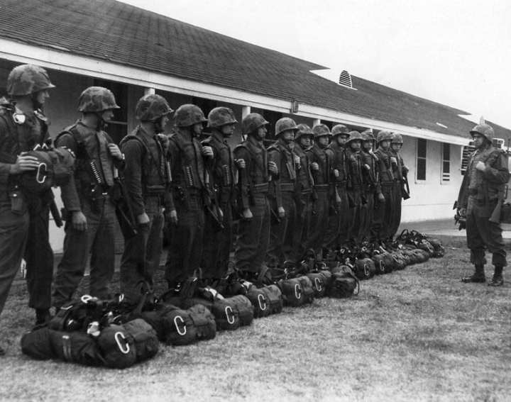 SEAL Team TWO During Cuban Missile Crisis