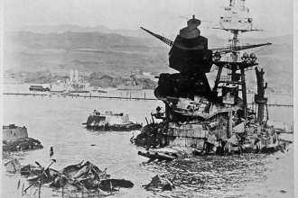 USS Arizona Wreck