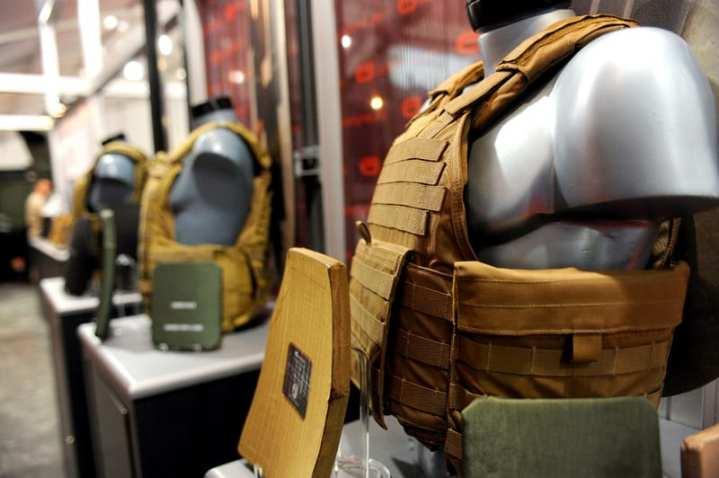 USMC body armor
