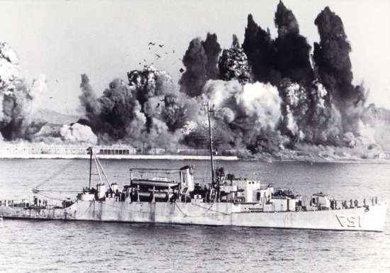 Underwater Demolition Team (UDT) Korean-War