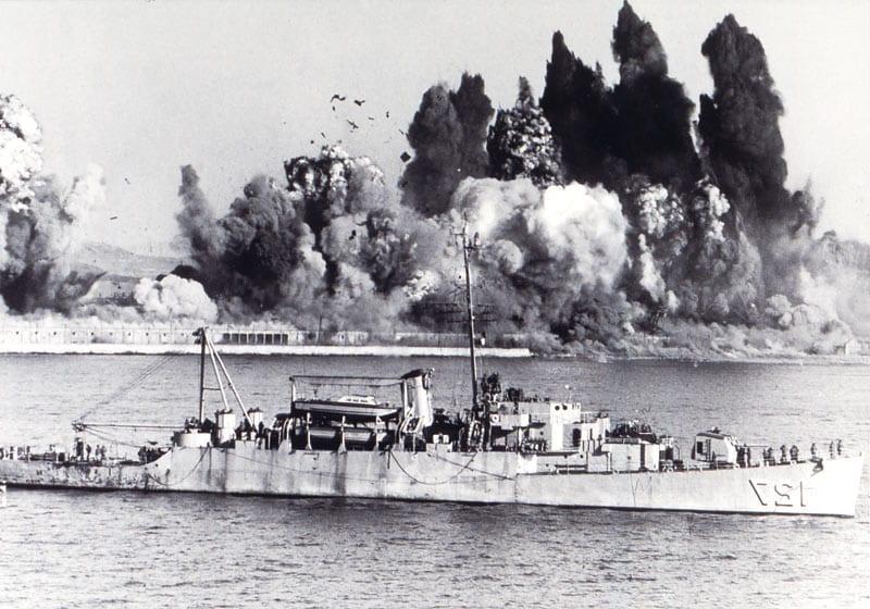 Underwater Demolition Team (UDT) Korean-War