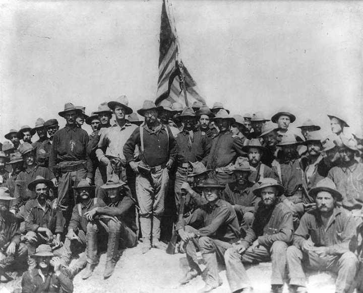 Col. Theodore Roosevelt