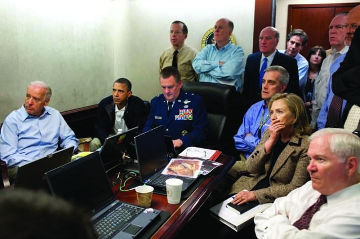 National Security Team Osama bin Laden