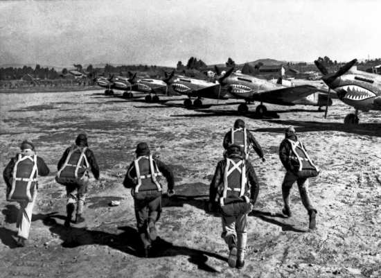P-40B/C Tomahawks