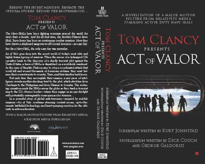 Act of Valor Final Cover