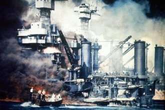 USS West Virginia (BB 48)