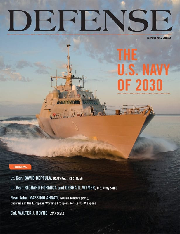 Defense Spring 2012 Edition