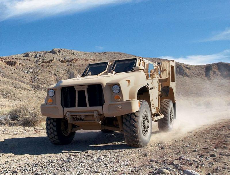 Oshkosh Defense Jltv >> Oshkosh Defense Wins JLTV Contract | Defense Media Network