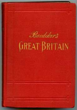 Baedeker GB 1937 guide
