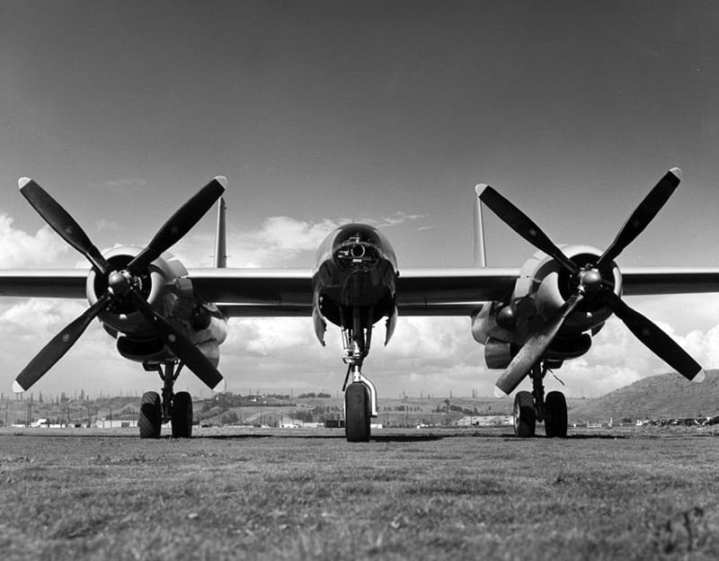 XF-11 Prototype