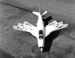 X-5 DFRC