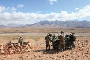 MARSOC In Afghanistan
