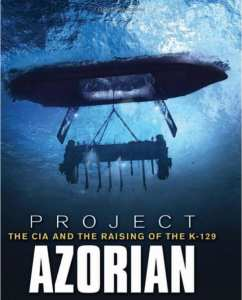 Project Azorian book cover