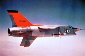 Vought F8U-3 Crusader III