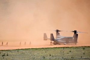 CV-22 Osprey Capabilities Exercise