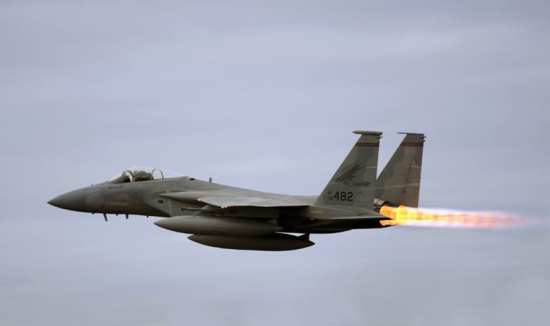 Oregon Air National Guard F-15C Eagle