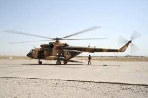Mi-17 Shindand