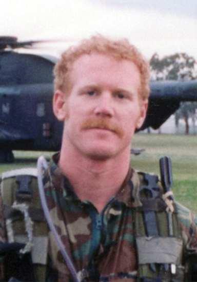 Aviation Boatswain's Mate-Aircraft Handler Petty Officer 1st Class Neil Roberts