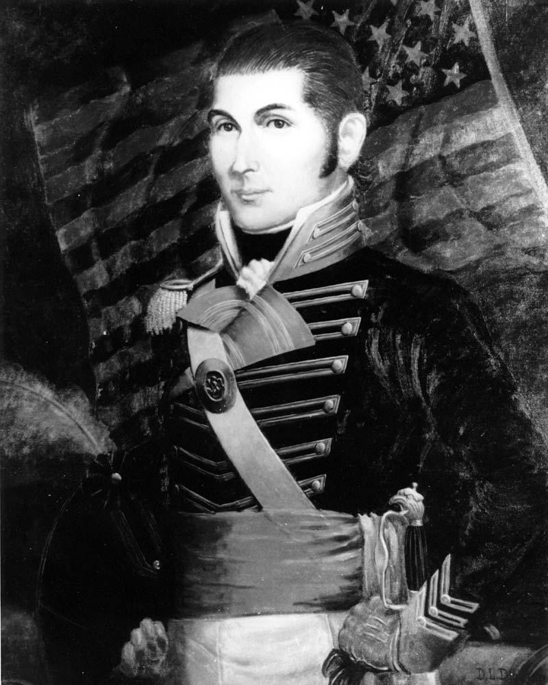 Lt. Presley O'Bannon