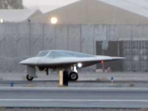 RQ-170 Sentinel UAV