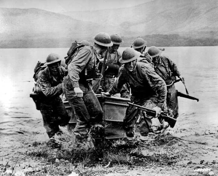Rangers And British Commandos