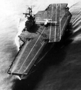 USS Forrestal KC-130 Testing