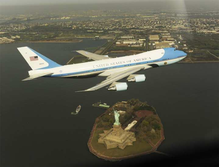 VC-25A NYC