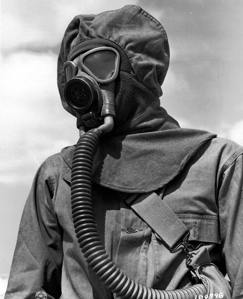 America's Mustard Gas Experiments and World War II ...