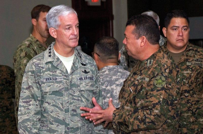 Interview With Gen. Douglas M. Fraser, USAF
