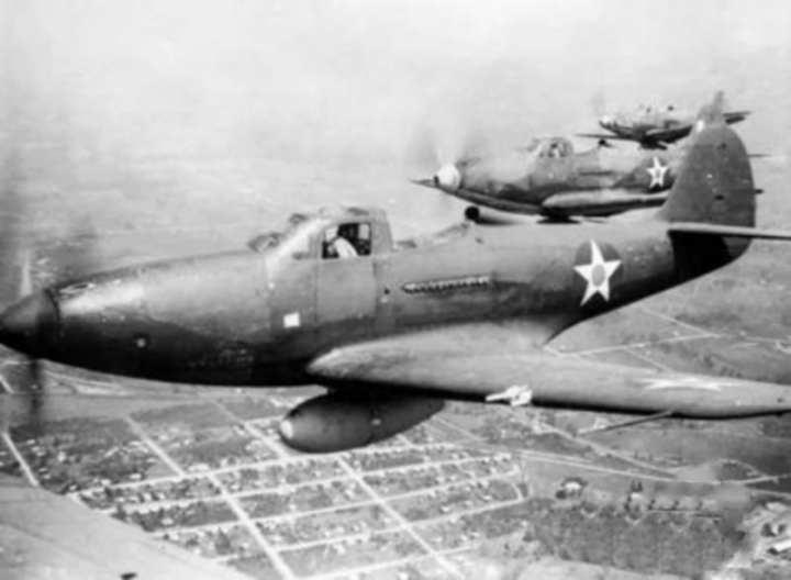 P-39 Airacobras