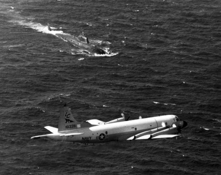 U.S. Navy Lockheed P-3C Orion