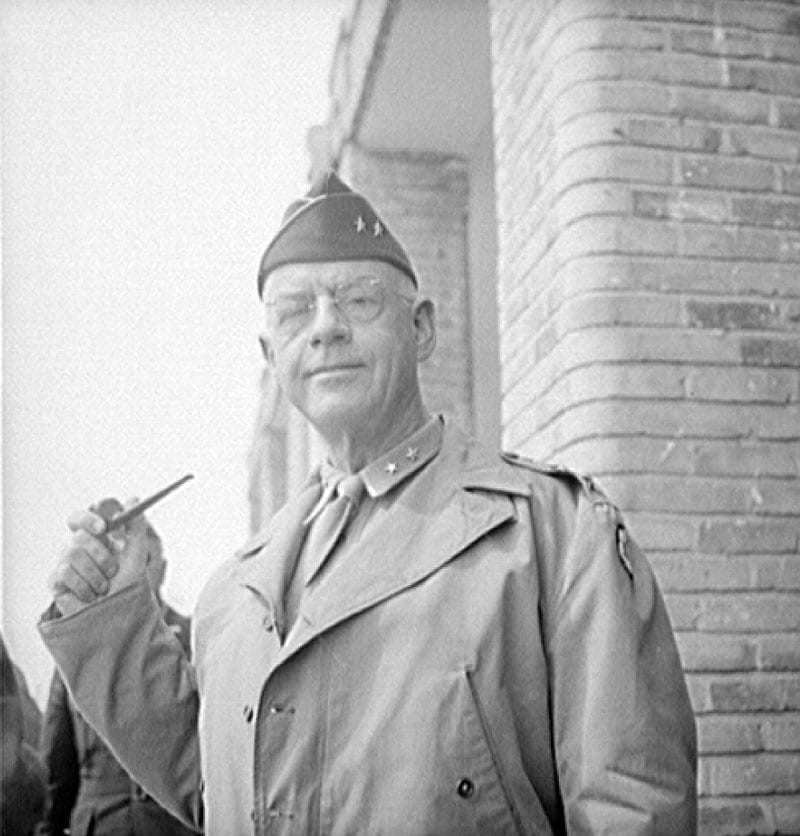 Maj. Gen. Donald Connolly
