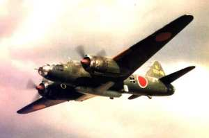 G4M 701st Kokutai with Ohka