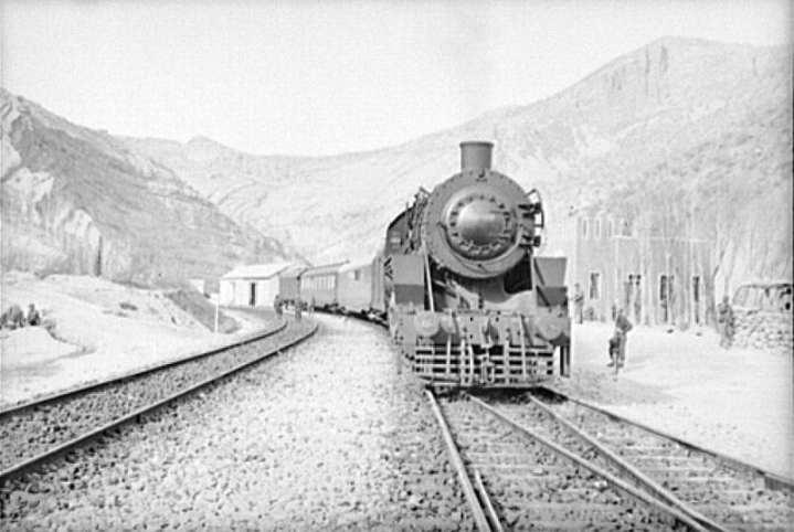 Trans-Iranian Railway