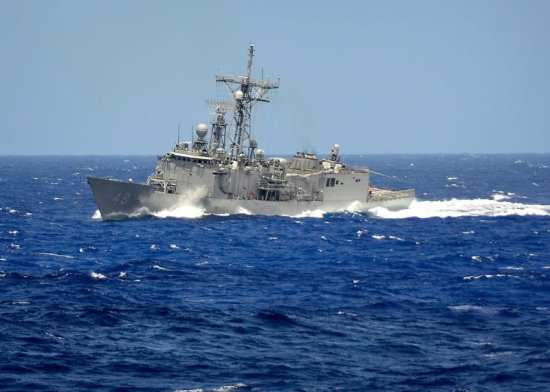 USS Vandegrift (FFG 48)