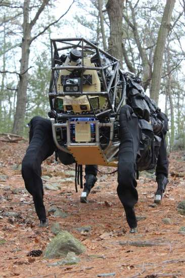 LS3 Four-legged Robot