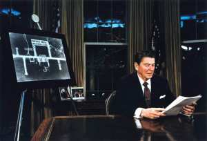 Reagan SDI
