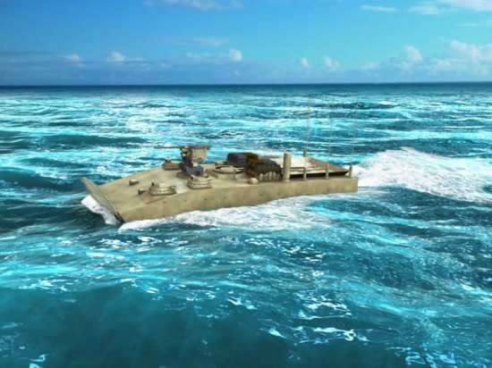 Amphibious Combat Vehicle