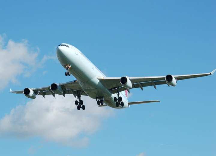 Air Canada A340-300