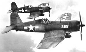 F4U-1As of VMF-224