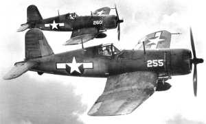 F4U-1As of VMF-224