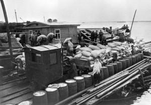 Leningrad Relief Efforts