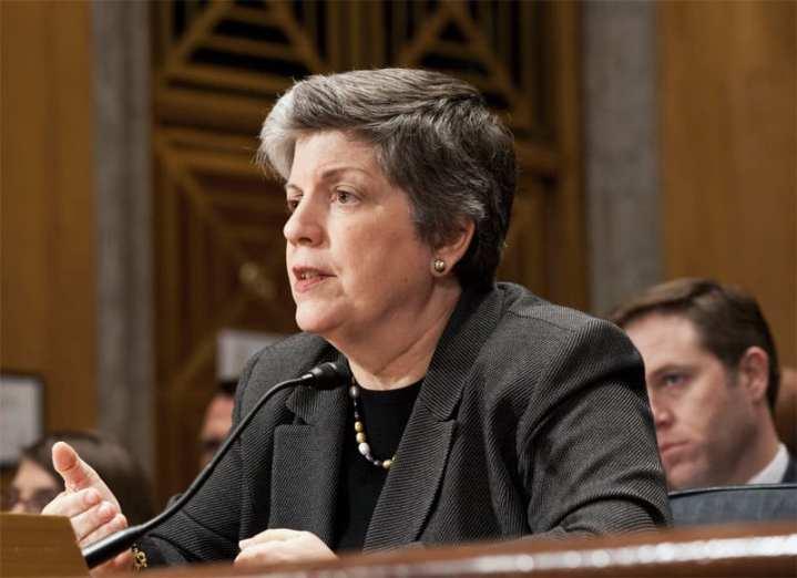 Napolitano testifies