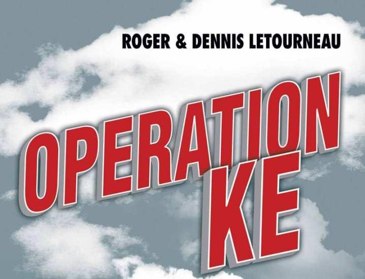 Operation KE Cover Detail