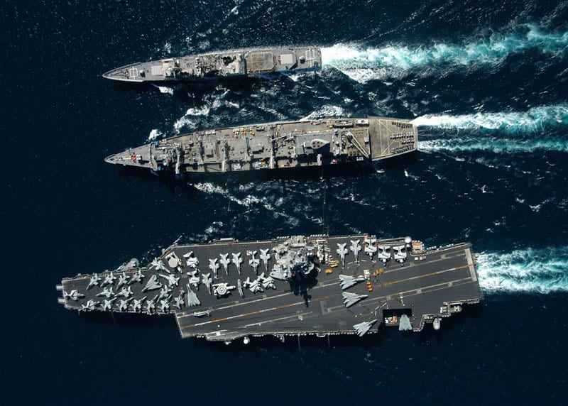 USS Enterprise Battle Group