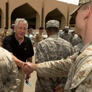 Chuck Hagel Iraq