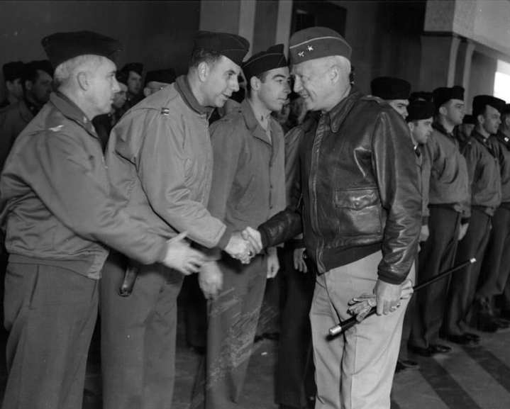 Turning Things Around: Patton Takes Over II Corps | Defense Media Network