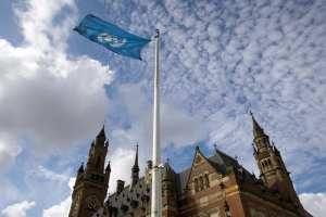 The Peace Palace, seat of the International Court of Justice, at The Hague, Netherlands. Emerging nations are looking for a place at the table of multilateral organizations. U.N. photo by Jeroen Bouman