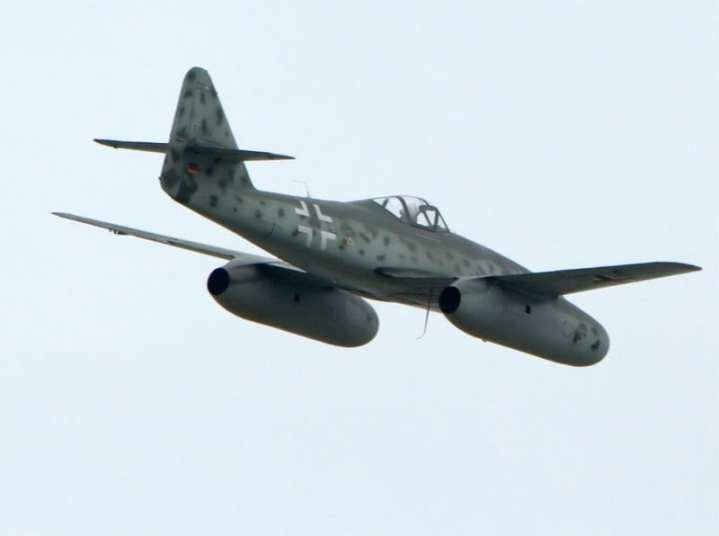 Me-262 replica